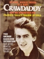GEORGE HARRISON Crawdaddy (2/77) USA Magazine