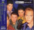 BOYZONE Key To My Life JAPAN CD5