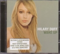 HILARY DUFF Wake Up UK CD5 w/3 Tracks + Video