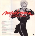MADONNA You Can Dance USA LP Promo Only