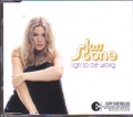 JOSS STONE Right To Be Wrong EU CD5