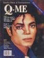 MICHAEL JACKSON Q-Me USA Magazine