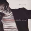 MARC ANTHONY I Need To Know The Remixes USA 12