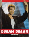 DURAN DURAN Duran Duran (1983) ITALY Book