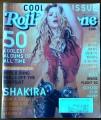 SHAKIRA Rolling Stone (4/11/02) USA Magazine