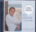 DAVID CASSIDY Touch Of Blue UK CD w/Limited Edition Bonus Disc