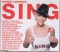 ANNIE LENNOX Sing EU CD5 w/2 Tracks
