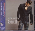 NICK LACHEY SoulO JAPAN CD w/2 Bonus Tracks