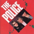THE POLICE 1980 JAPAN Tour Program