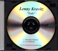 LENNY KRAVITZ Lady USA CD5 Promo