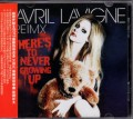 AVRIL LAVIGNE Here's To Never Growing Up CHINA CD5