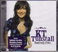 KT TUNSTALL Suddenly I See EU DVD Single