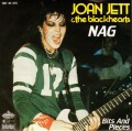 JOAN JETT & THE BLACKHEARTS Nag GERMANY 7
