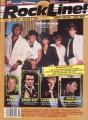 DURAN DURAN Rock Line! (11-12/83) USA Magazine