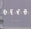 QUEEN In Vision Japan CD w/Compilation and Booklet