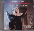 TAYLOR DAYNE Original Sin USA CD5