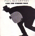 PAUL McCARTNEY Long And Winding Road SPAIN 7