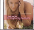 AMANDA Everybody Doesn't USA CD5 w/Remixes