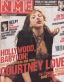 COURTNEY LOVE NME (1/12/01) UK Magazine