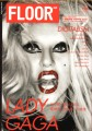 LADY GAGA Floor (7/10) JAPAN Magazine