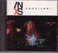 INXS Profiled! USA CD Promo