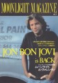 JON BON JOVI Moonlight Magazine Vol.1 JAPAN Gatefold Movie Flyer