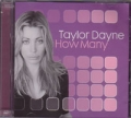 TAYLOR DAYNE How Many USA Double CD5