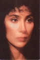 CHER Fan Club Post Cards CANADA Postcard