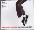 MICHAEL JACKSON One More Chance UK CD5 Part 1