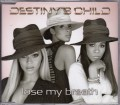 DESTINY'S CHILD Lose My Breath UK CD5 w/4 Tracks