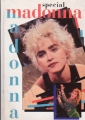MADONNA Madonna Special (1987 Edition) UK Hardcover Picture Book