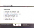 STEVIE NICKS Stand Back USA CD5 Promo w/7 Mixes