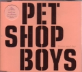 PET SHOP BOYS Home And Dry UK CD5 Part 2 w/Rare Mixes