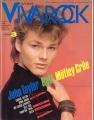 A-HA Viva Rock (3/86) JAPAN Magazine