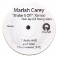 MARIAH CAREY Shake It Off Remix USA 12