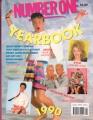 NUMBER 1 Magazine 1990 Yearbook w/Bros, Jason Donovan, Pet Shop Boys & more