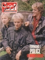 THE POLICE Ciao 2001 (6/19/83) ITALY Magazine