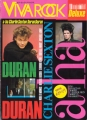 DURAN DURAN Viva Rock Deluxe JAPAN Picture Book