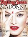 MADONNA Rolling Stone (3/12/15) GERMANY Magazine