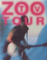 U2 Zoo-TV 1992 USA Tour Program