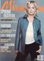 FARRAH FAWCETT Mirabella (3-4/98) USA Magazine