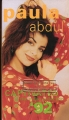 PAULA ABDUL Captivated: The Video Collection USA VHS Video