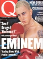 EMINEM Q (9/01) UK Magazine