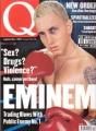 EMINEM Q (9/01) UK Magazine