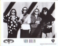 VAN HALEN For Unlawful Carnal Knowledge USA Promo Photo