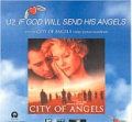U2 If God Will Send His Angels USA CD5 Promo RARE