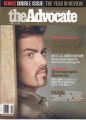 GEORGE MICHAEL The Advocate (12/19/99) USA Magazine