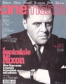 ANTHONY HOPKINS Cine Mania (3/96) SPAIN Magazine