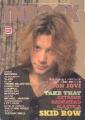 BON JOVI Inrock (8/95) JAPAN Magazine