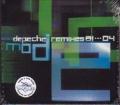 DEPECHE MODE Remixes 81-04 EU 3CD Box Set Limited Edition